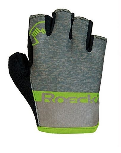 Roeckl Youngster Ziros Bicycle Glove grey