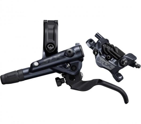 Shimano Deore SLX Scheibenbremse BR-M7120 VR mit Kühlrippen schwarz