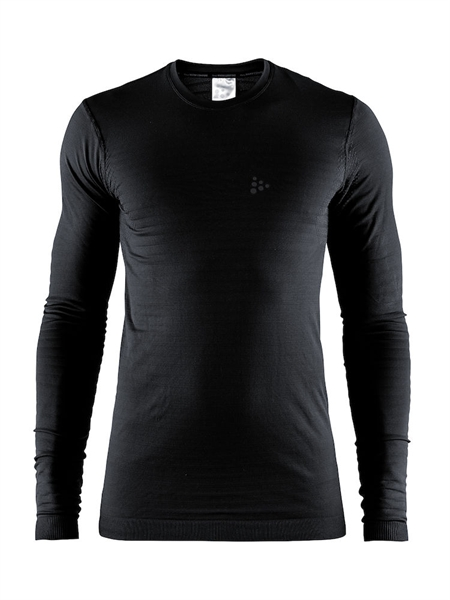 Craft Warm Comfort Longsleeve schwarz