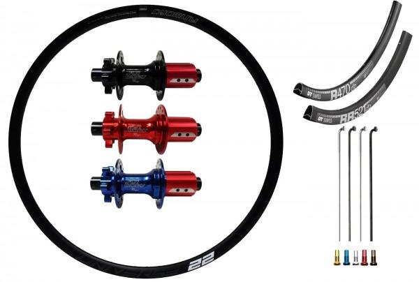 Fun Works Mega Disc IS Custom Rear Wheel Road Racing disc