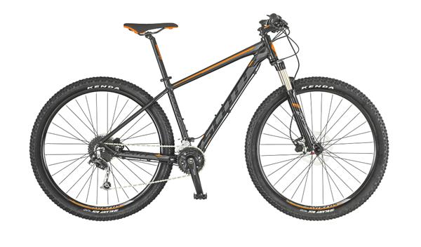 Scott Aspect 930 schwarz/orange 2019
