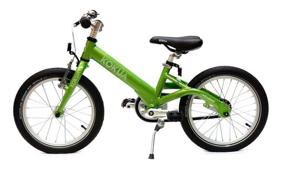 Kokua LIKEtoBIKE RT 16'' coaster brake green
