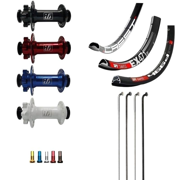 Fun Works N-Light Predictive Steering IS Custom Vorderrad MTB 29""
