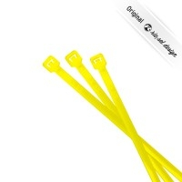 rie:sel design cable ties - cabletie neon yellow