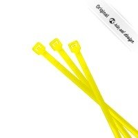 rie:sel design Kabelbinder - cabletie neon yellow