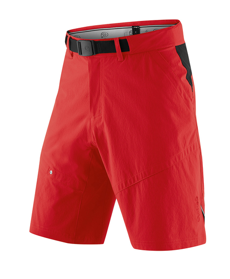 Gonso Arico Herren Bike Shorts high risk red