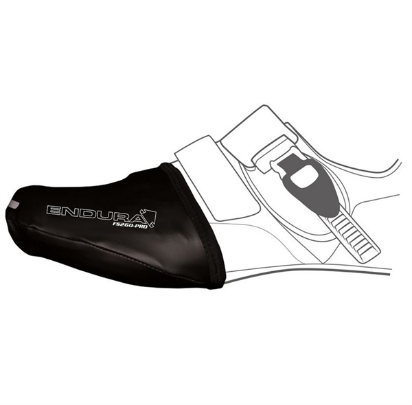 Endura FS260 Pro Slick Toe Cover black