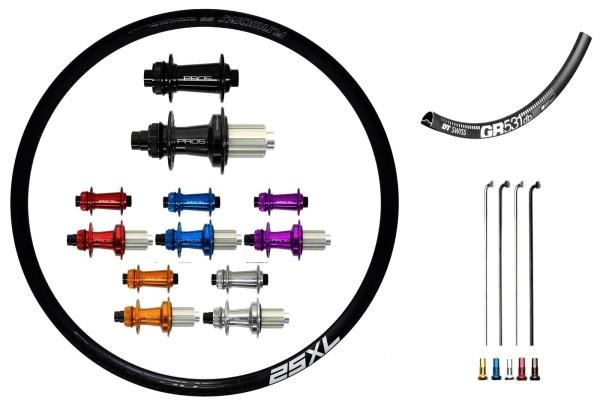 Shimano XT Custom Front Wheel MTB 26 Inch