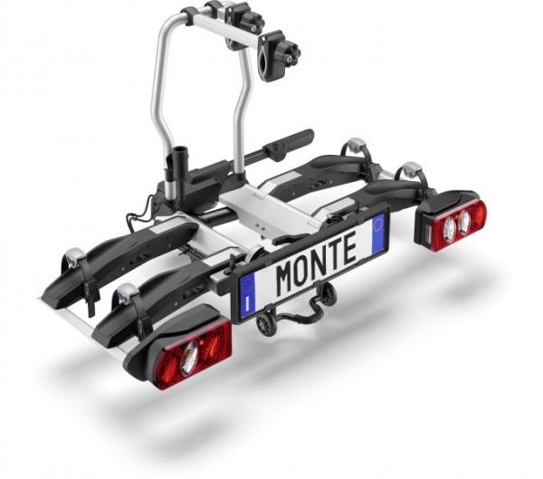Elite Fahrradträger Monte 2B - Mit Rampenfunktion