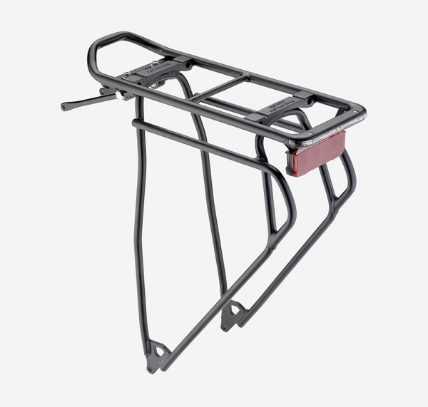 "Racktime luggage carrier I-Valo Tour 26"" + 28"" black battery-Version"