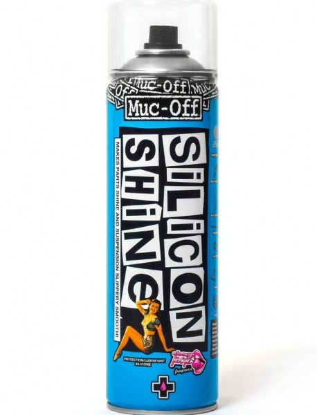 Muc-Off Silicon Shine Silikonspray 500 ml