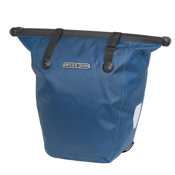 Ortlieb Bike-Shopper QL2.1 steel blue