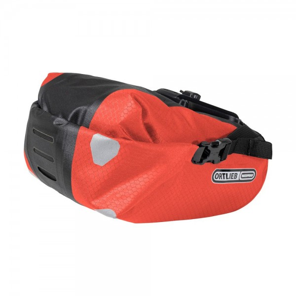 Ortlieb Saddle-Bag Two 4,1L signal red-black