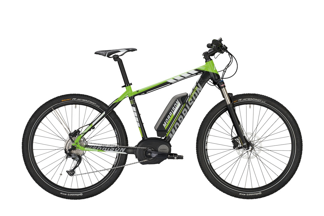 Morrison E-Bike Cree 1 | buy | ActionSports.de