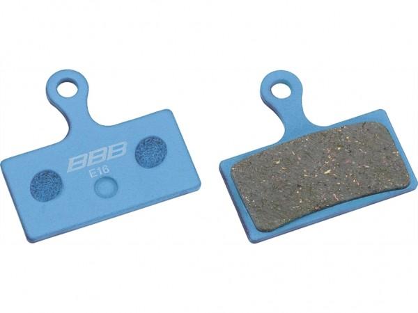 BBB Brake pads DiscStop comp.XTR 2011 BBS-56T blue