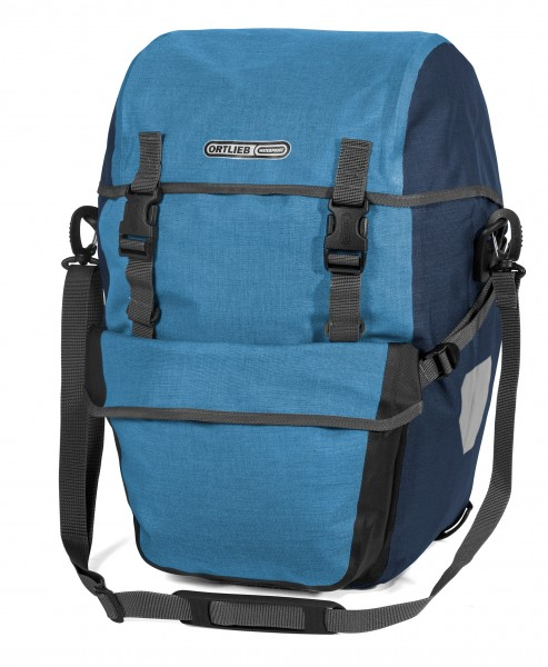 Ortlieb Bike-Packer Plus QL2.1 denim/steel blue