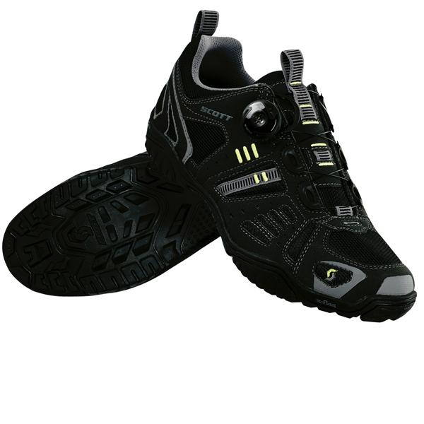 Scott Trail Boa Shoe black