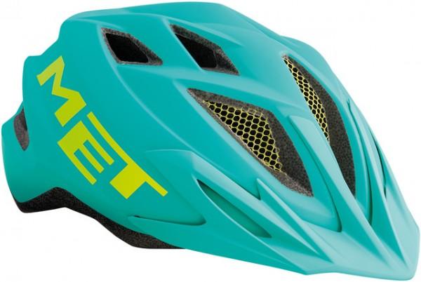 Met Crackerjack Helmet emerald green - Unisize