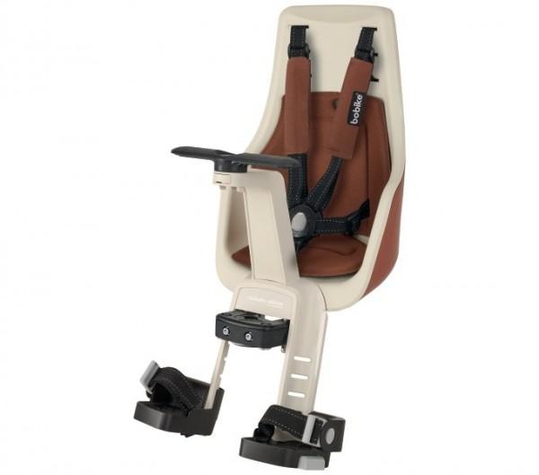 BoBike Kindersitz Mini Exclusive Plus Cinnamon Brown