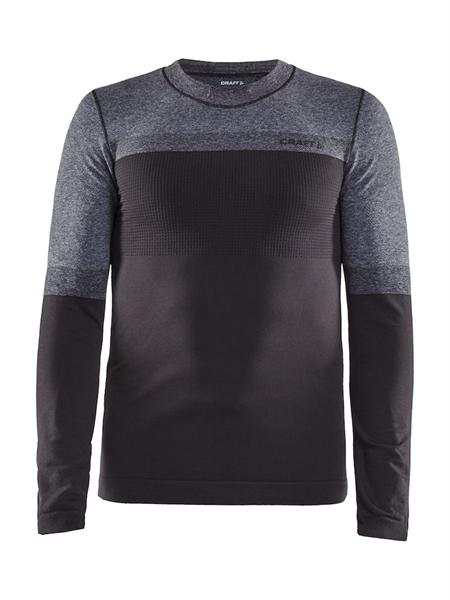 Craft Warm Intensity CN LS aspahlt-dark grey