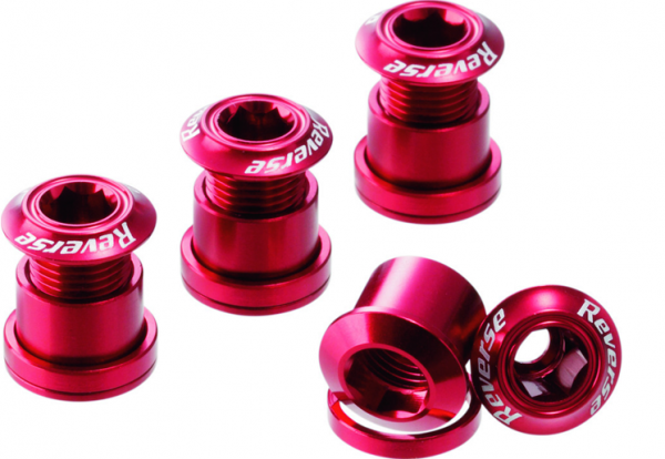 Reverse Chainring Bolts