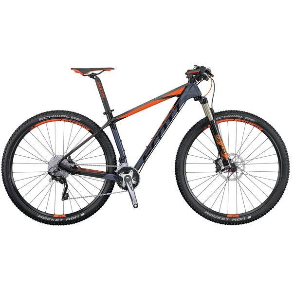 Scott Bike Scale 930 2016 schwarz / rot
