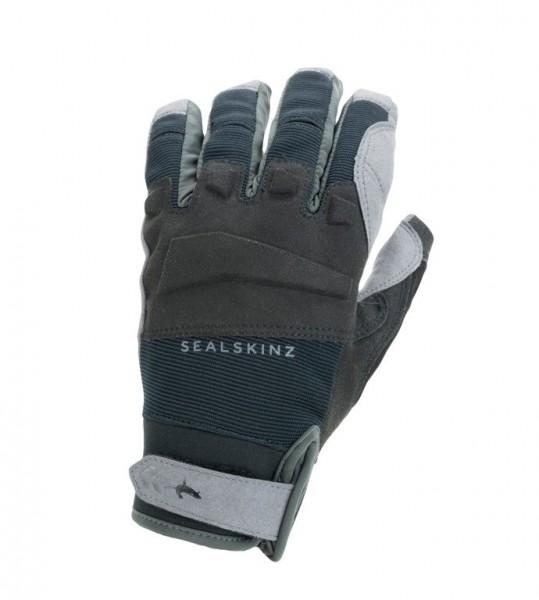 SealSkinz Handschuhe All Weather MTB schwarz/grau