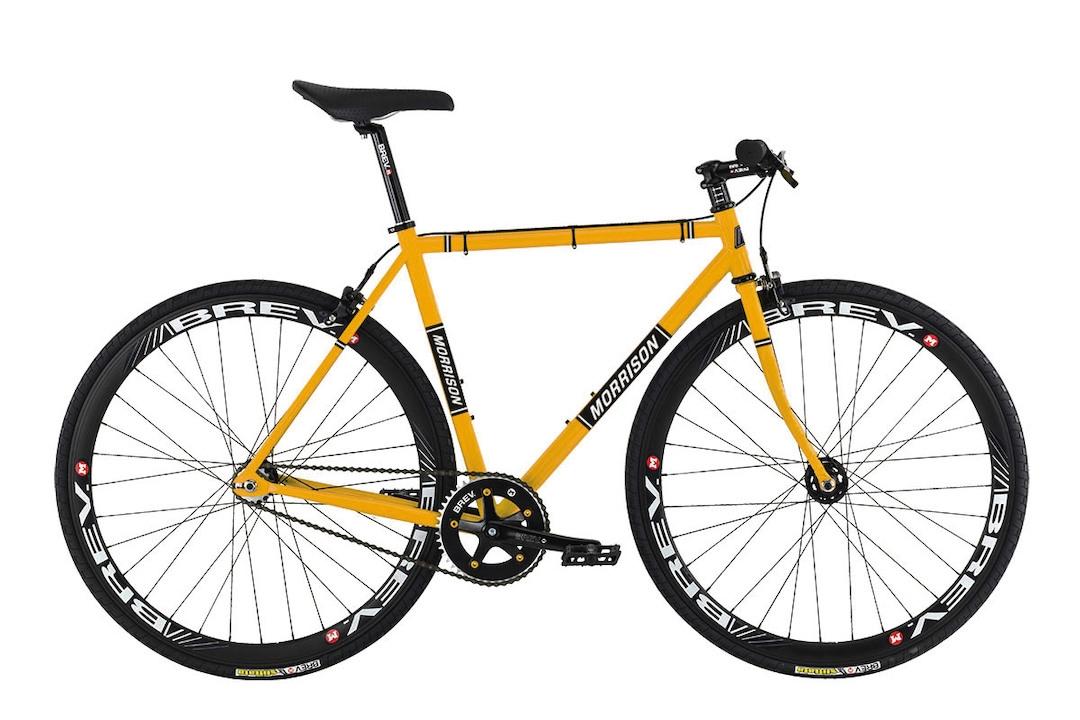Morrison Classic Bike Pursuit - orange | Kaufen | ActionSports.de