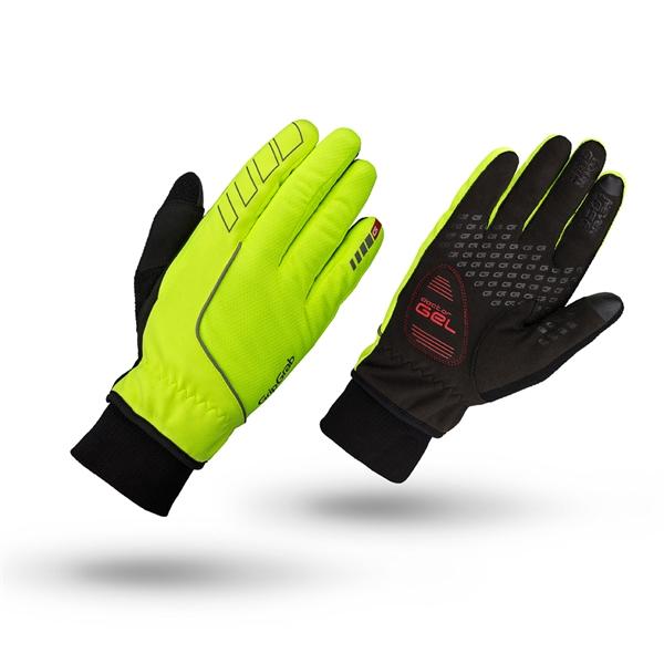 GripGrab Windster Handschuh HI-VIS
