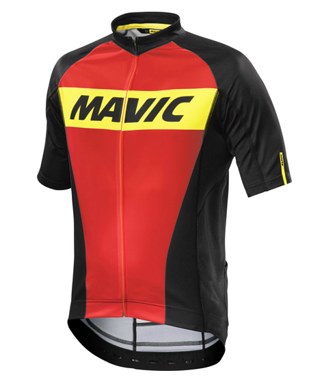 Mavic Cosmic Jersey racing red/black