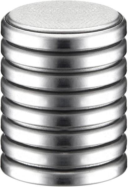 Lezyne Battery CR 2032, 3,6 Volt 8 pieces, silver