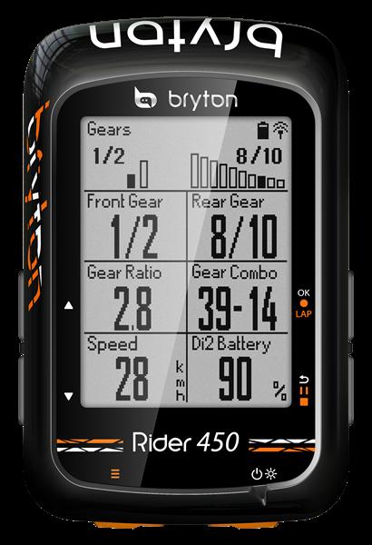 Bryton Rider 450 E / Basic 2019
