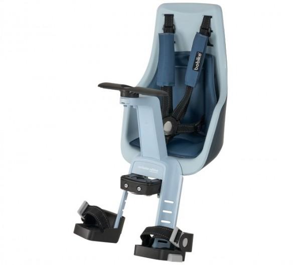 BoBike Kindersitz Mini Exclusive Plus Denim Deluxe