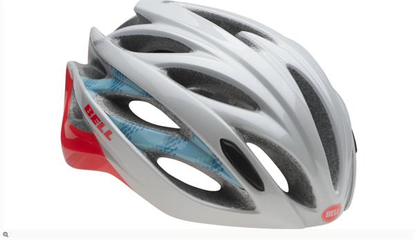 Bell Endeavor Helm white infared shimmer