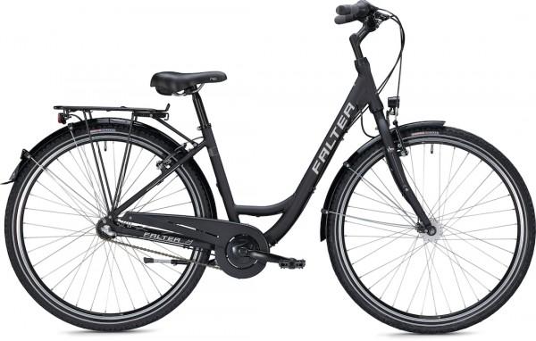 """Falter City/Urbanbike C 2.0 28"""" matt, schwarz"""