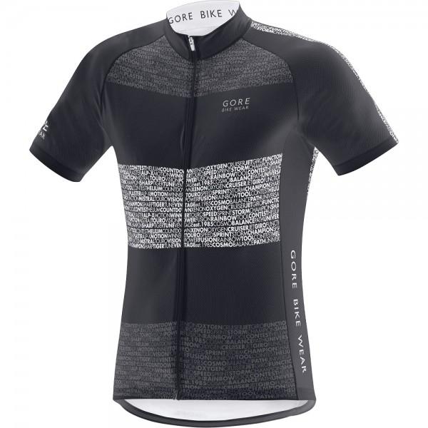 Gore Bike Wear E Edition Jersey black %