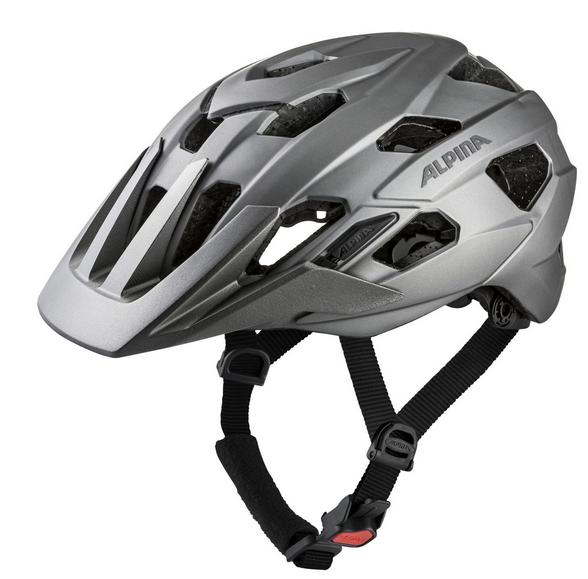 Alpina Anzana LE Helmet darksilver
