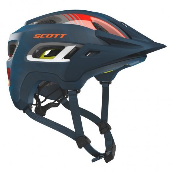 Scott Helmet Stego - blue orange