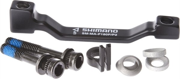 Shimano Mountadapter SM-MA-F180P/P2 PM to PM 180 Front