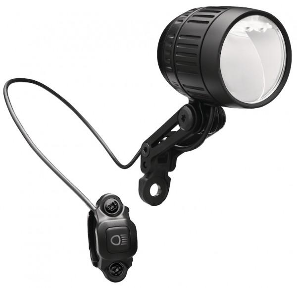 Busch & Müller Lumotec IQ-XM E-bike headlamp with high beam function