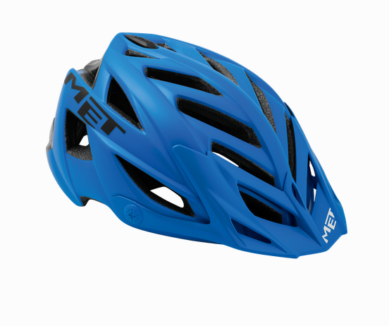 Met Terra MTB Helm Matt Blue Black