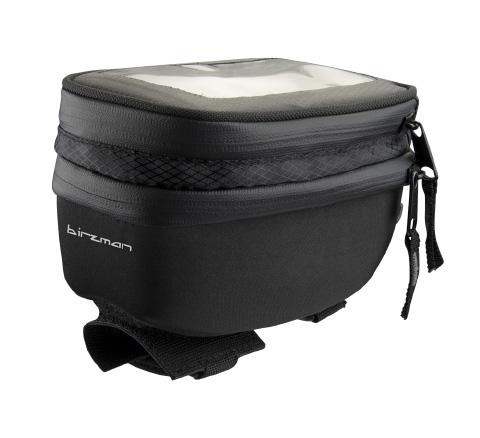 Birzman Zyklop Navigator IV stem bag / top tube bag black