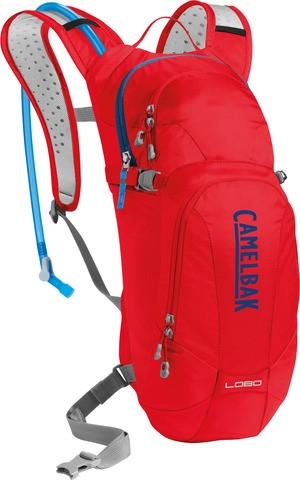Camelbak Trinkrucksack Lobo racing red/pitch blue