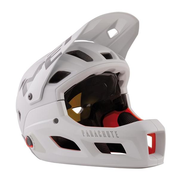 MET Parachute MCR MIPS Helmet Grey Matt