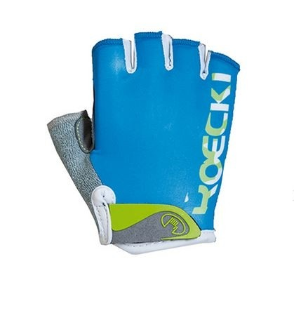 Roeckl Kids Tito Bicycle Glove blue