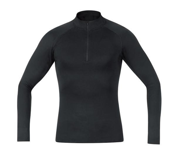 Gore Bike Wear Baselayer Turtleneck black