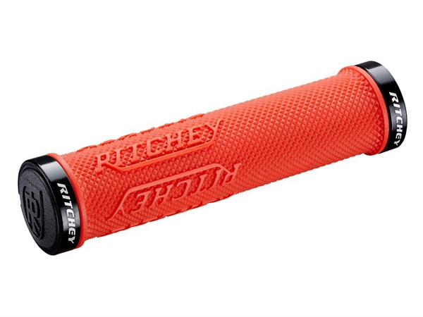 Ritchey WCS Truegrip X Lock Griffe - rot