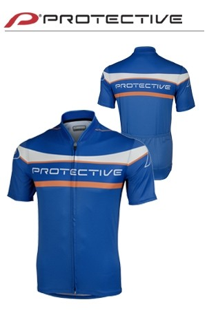 Protective P Shirt 2 royalblau