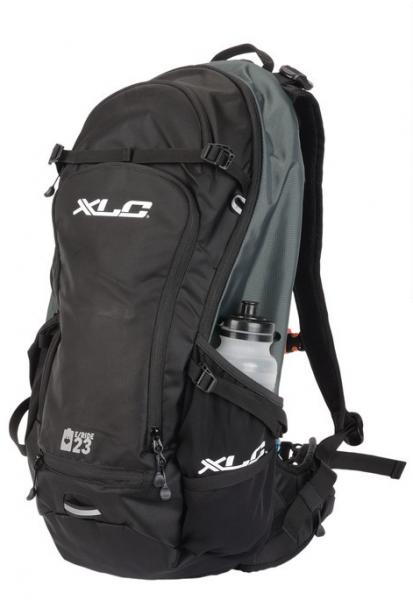 XLC E-Bike Rucksack ALLMTN e23 schwarz