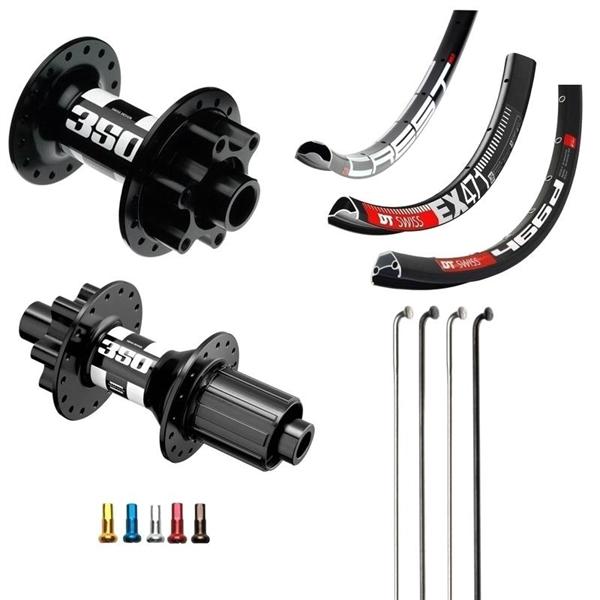 DT Swiss 350 Boost Disc IS Custom Wheelset MTB 650b